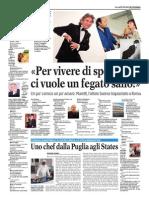 La Gazzetta Del Mezzogiorno 2013
