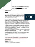 Alun Davies email exchange.pdf