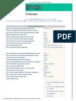 AIX PowerHA (HACMP) Commands