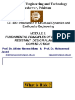 Earthquake Resistance Design