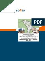 Strategia de Aprovizionare c u AP i Canalizare a Republicii Moldova Versiune Revizuit 2012 Versiunea 1