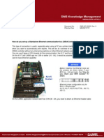Ethernet Communication 2350A Controller