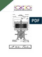 QEG Quantum Energy Generator Di Nikola Tesla Esecutivo