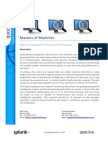Masters of Machines - Business insight from IT operational intelligence