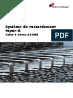 Anschlusssystem f