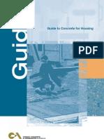 Formwork C&CA Housing