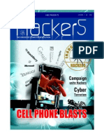 Hacker5 Vol 1 Issue 01 (10_2011) - Cellphone Blasts