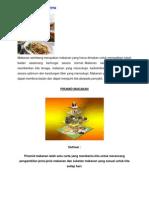 Definisi Makanan Seimbang