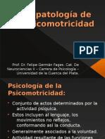 Psicopatología de La Psicomotricidad (Cuenca)