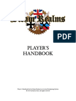 Steam Realms Players Handbook