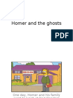 Homer and the ghosts