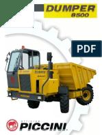 Dumper 8500