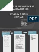 thecaseofomniscientorganization