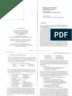 Making Sense of Nominal Classification Systems Noun Classifiers123