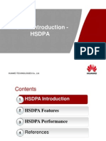 UMTS HSPA+ Introduction-HSDPA