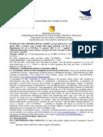 Bando e Disciplinare Di Gara Casa Vaccarini DEFINITIVI