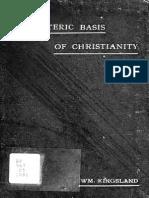 Esoteric Basics of Christianity
