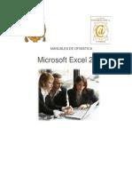 Manual Excel 2010 - UMSM