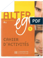 Alter Ego A1 Cahier d'Activitès
