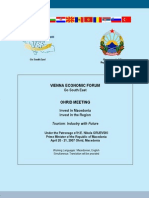 VEF -Ohrid Meeting Program 03