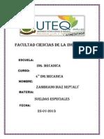 Zambrano Diaz Ciclo Termico y Contaminacion de La Soldadura