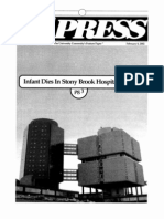 The Stony Brook Press - Volume 23, Issue 8