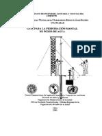 Manual de Perforacion de Pozos (Agua)
