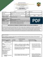 Formatos Para La Planeacion de Campos Formativos