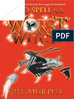 A Bad Spell for the Worst Witch Chapter Sampler