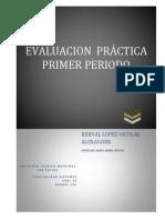Evaluacion Practica Primer Periodo
