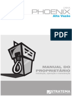 Manual Alta Vazao Stratema
