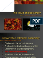 The Value of Biodiversity.ppt