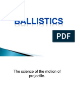 Ballistics Ppt2