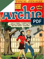 Archie 027 by Koushikh