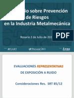 Prevencion de Riesgos Ind Metalmecanicas