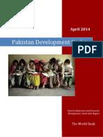 Pakistan Development Update0April02014