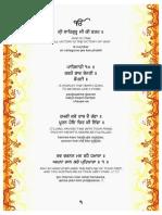 Chaupai Sahib With Transliteration