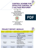A Novel Control Scheme for Fast and Effective Control of Dynamic Voltage Restorer
