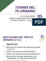 INFECCIONES DEL TRACTO URINARIO Dra.REDINI