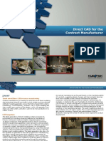 Direct CAD for the Contract Manufacturer
