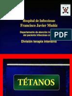 Tetanos-Dra. Nogueras