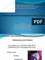 Sexting - Proyecto.ppt