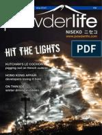 Powderlife Magazine Issue no.13