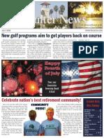 Rec Center News Sun City West July 2008