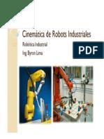 5.Cinemática Directa de Robots Industriales