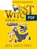 Worst Witch Strikes Again Chapter Sampler