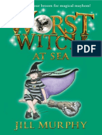 The Worst Witch at Sea Chapter Sampler