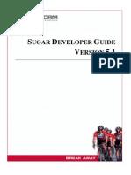SugarDeveloperGuide_v51