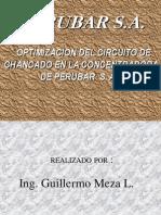 5.Optimización Chancado - Perubar(I)