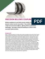 Basics of Flexible Bellows Couplings